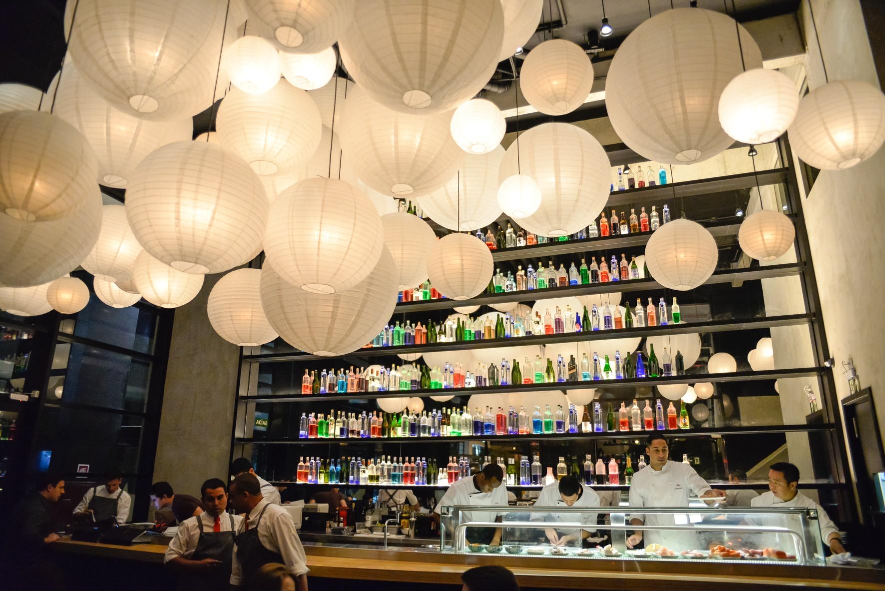 Restaurante japonês no Centro Cívico encerra as atividades em abril