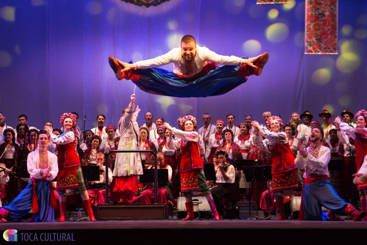 Dia da Ucrânia tem folclore e comidas típicas a partir de R$ 5