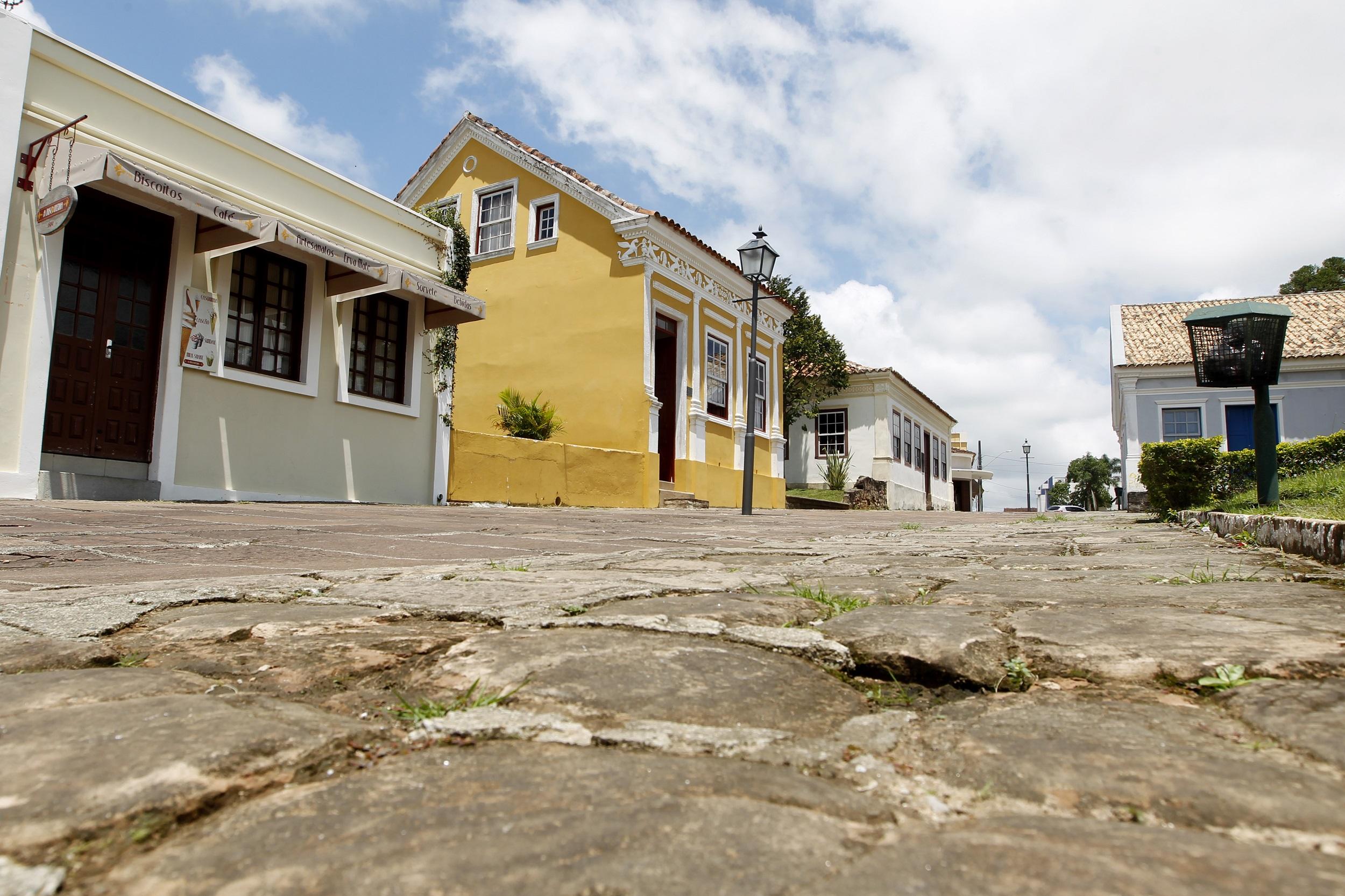 Passeios históricos para fazer próximos a Curitiba