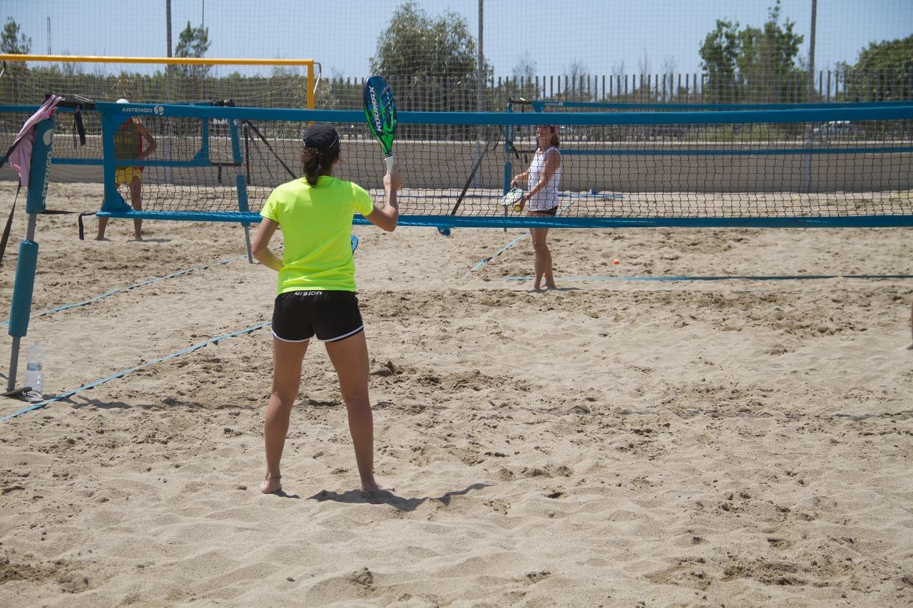 Guaratuba tem torneio de Beach Tennis neste fim de semana