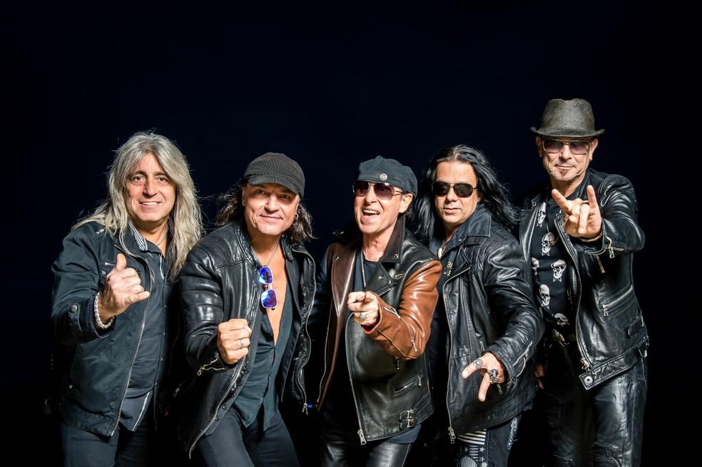 Festival de metal traz Scorpions, Whitesnake e Europe a Curitiba