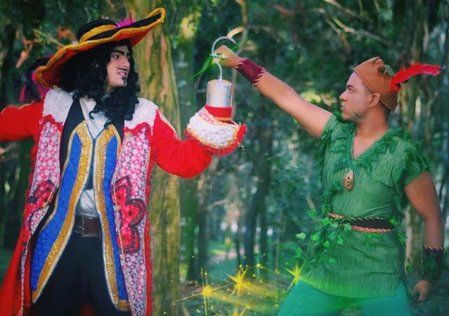 Peter Pan – O Musical chega a Curitiba com primeiro ator negro