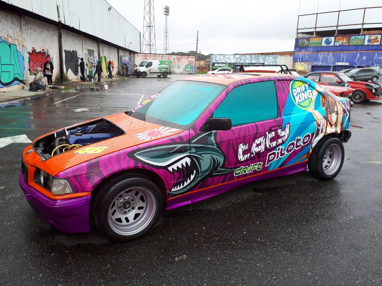4 carros para se sentir dentro de um filme de velocidade no Curitiba Show Car