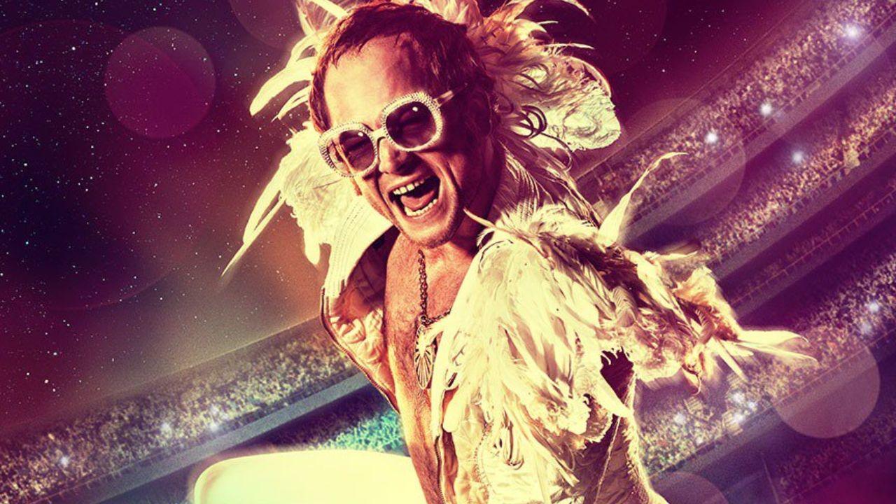 Rocketman promete retrato fiel da vida conturbada de Elton John