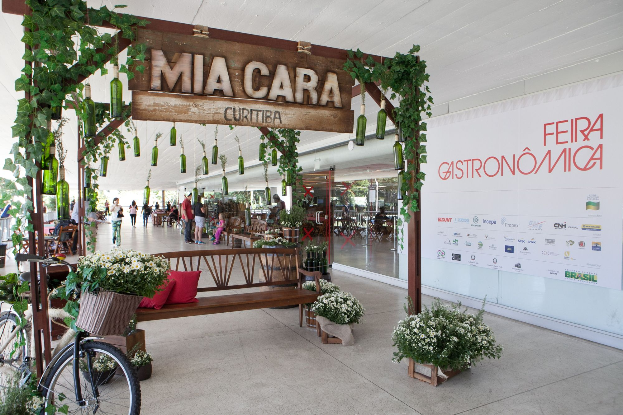 Mia Cara Curitiba: feira gastronômica italiana terá pratos típicos no fim de semana