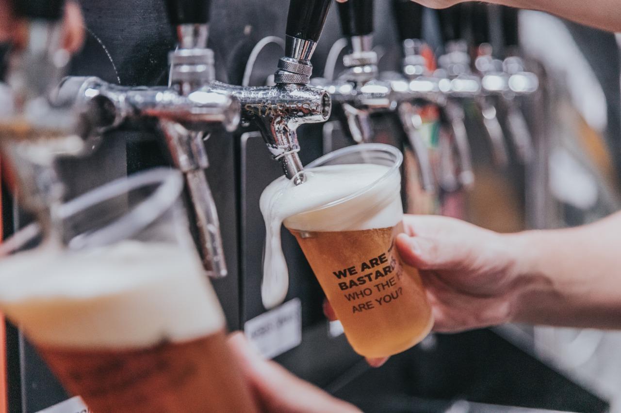 Aniversário de cervejaria vai ter 60 torneiras de chopp e bungee jump na Pedreira