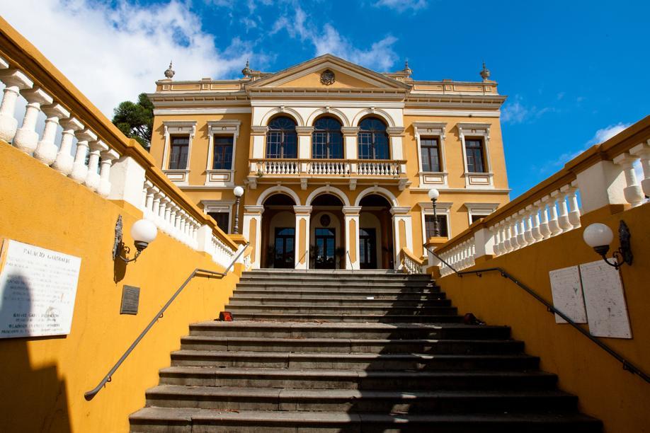 Palácio Garibaldi recebe mega evento de cultura italiana por três semanas