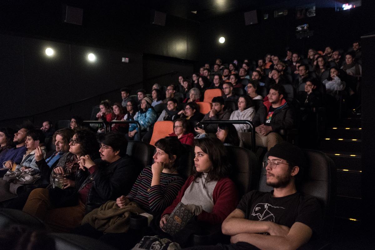 Festival internacional lota salas de cinema em Curitiba