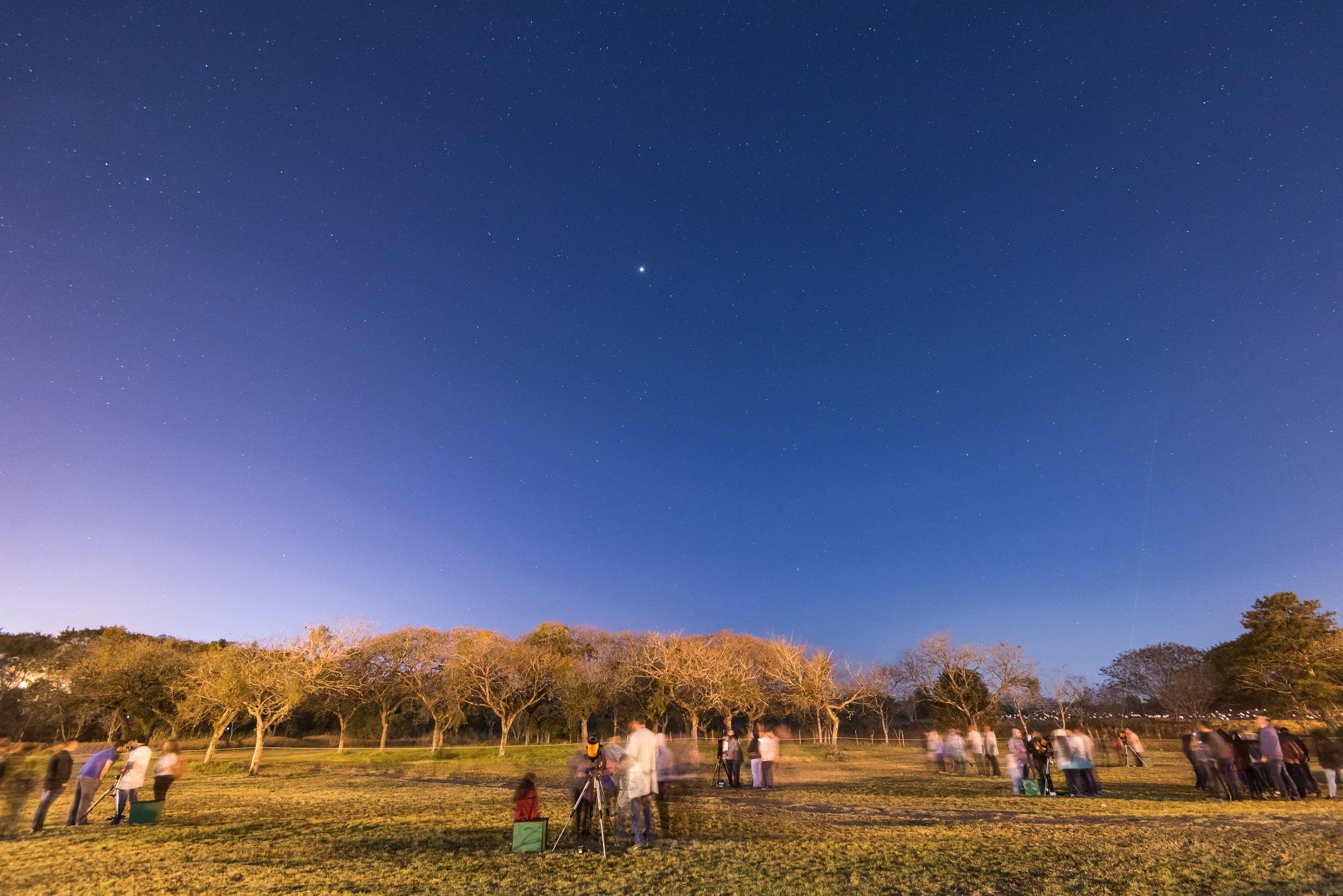 Parque da Ciência tem observação de estrelas e planetas nesta quarta-feira (12)