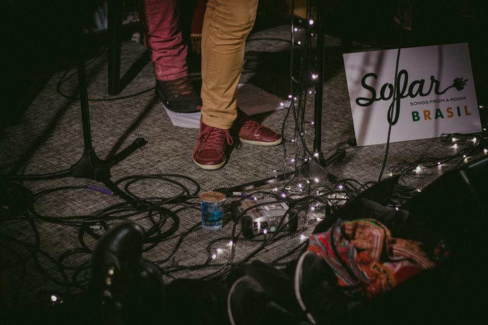 Sofar Sounds: você pode participar da festa mais secreta de Curitiba