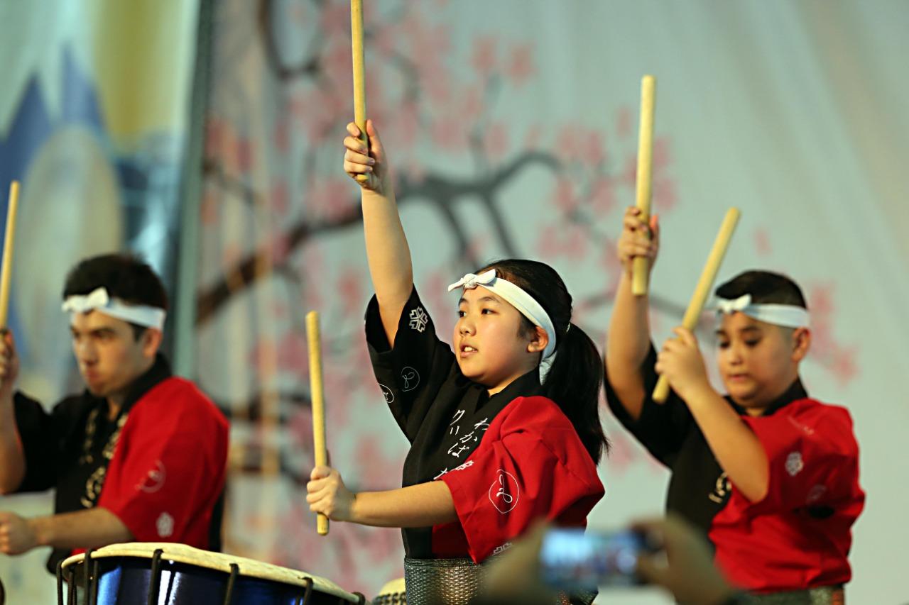 Culinária e arte japonesa são atrações no festival Imin Matsuri