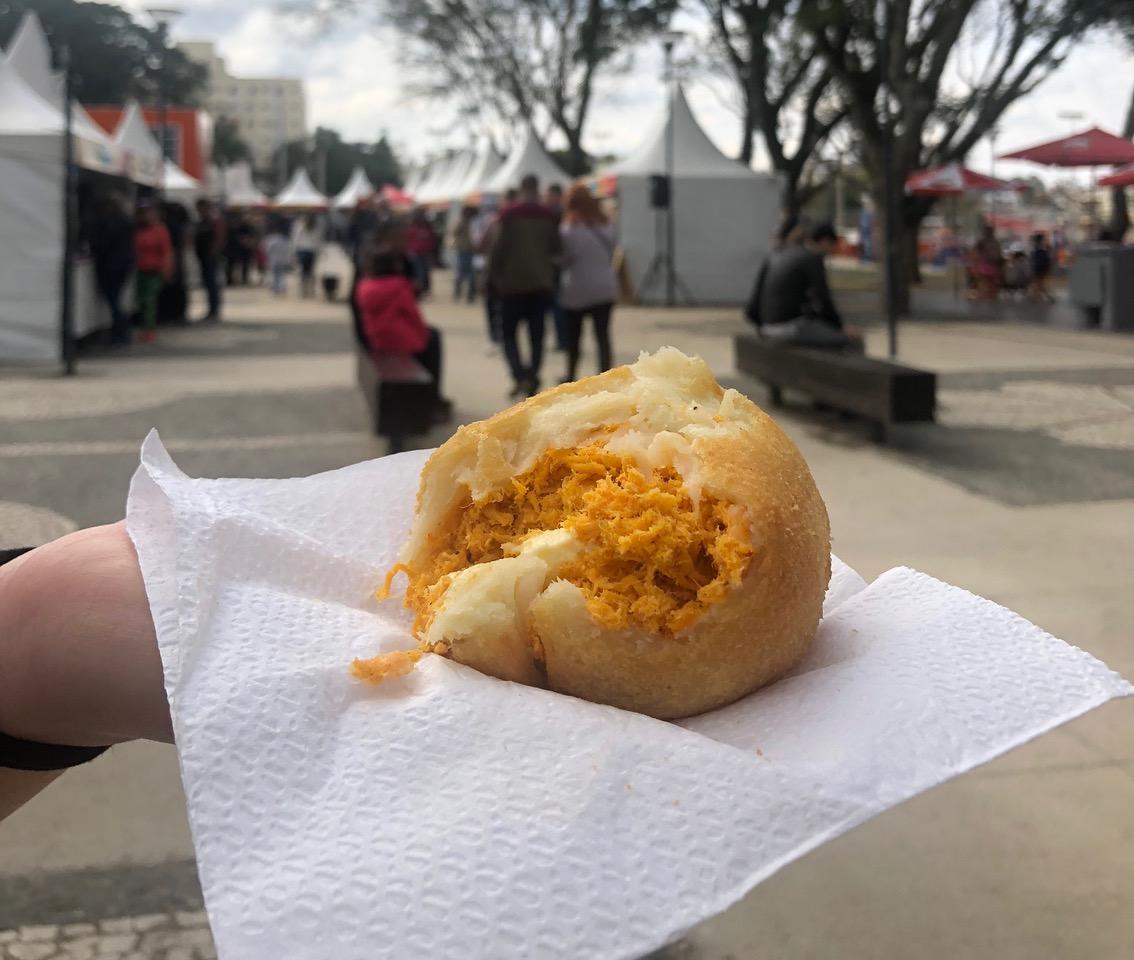 Festival da Coxinha traz 15 sabores a partir de R$ 5; veja cardápio
