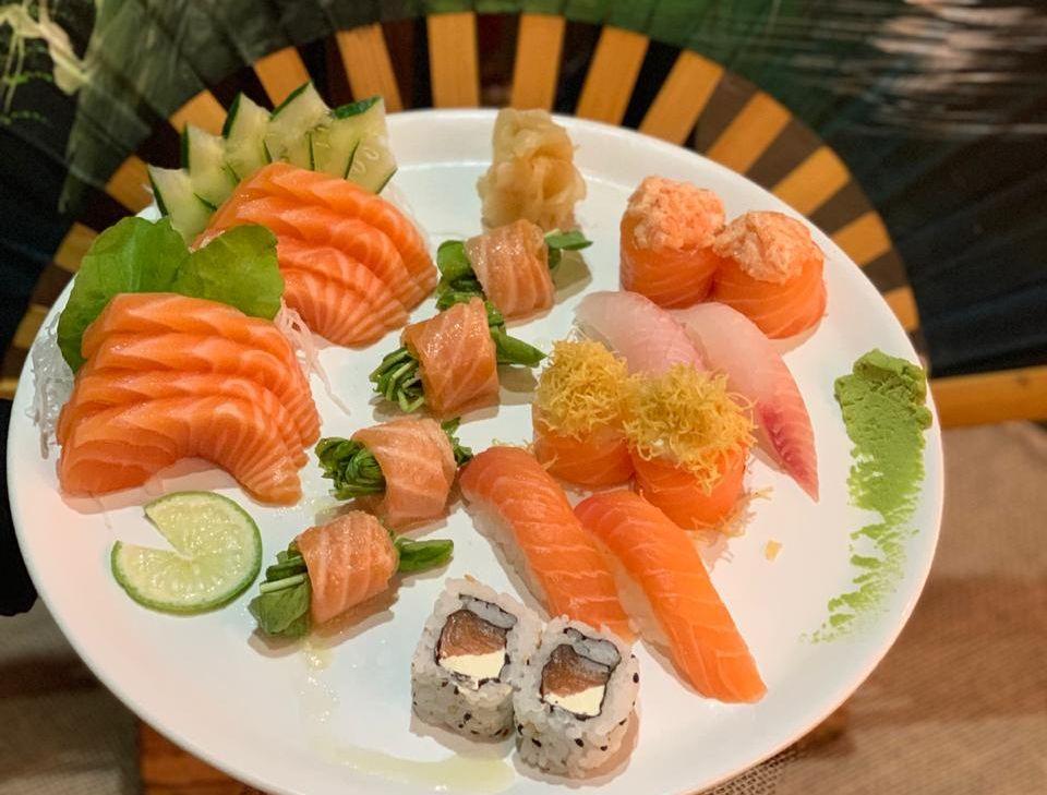 Grupo Babilônia abre sushi lounge com rodízio e pratos à la carte para jantar