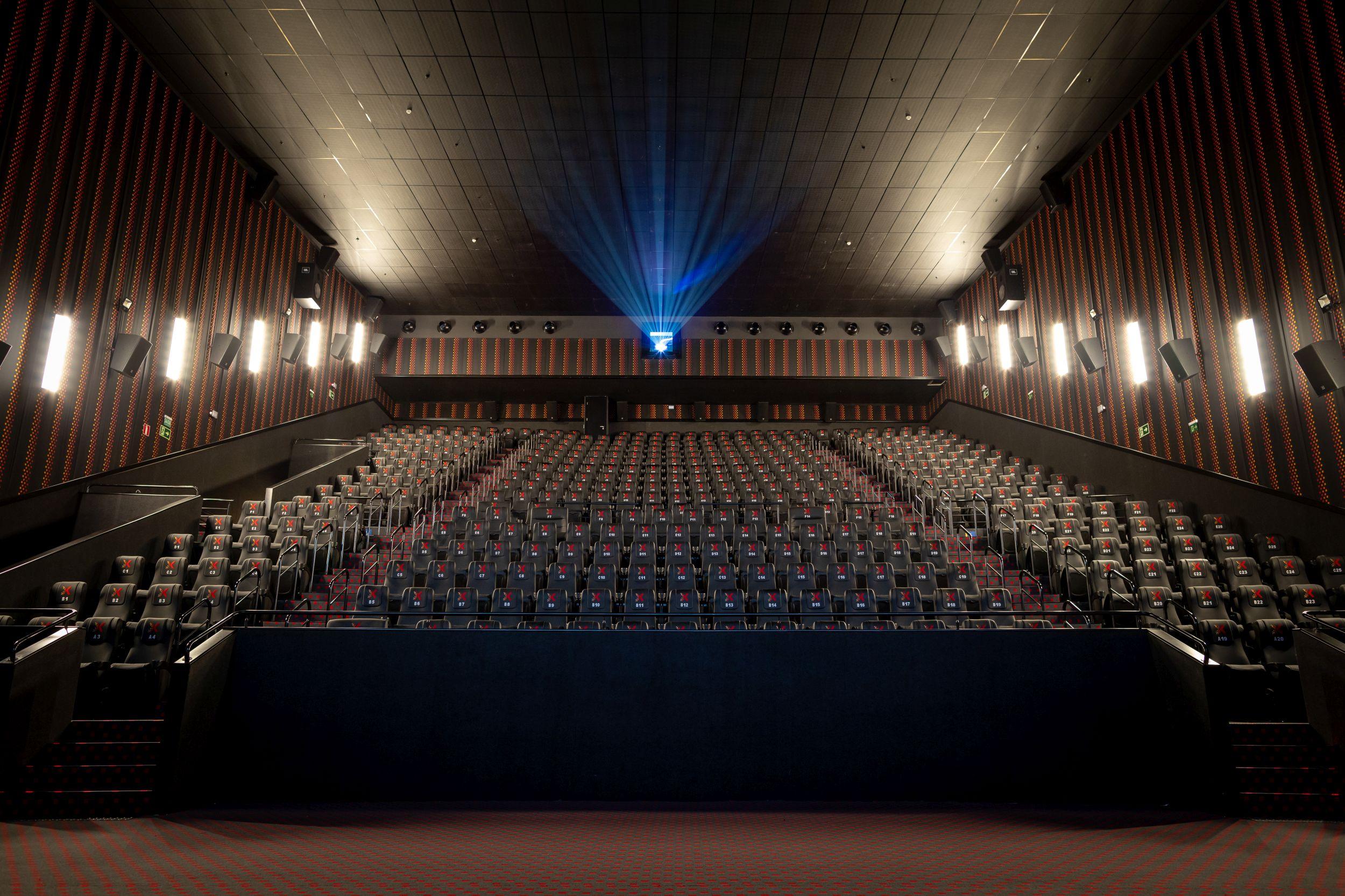 Quanto custa assistir a um filme no cinema do Jockey Plaza