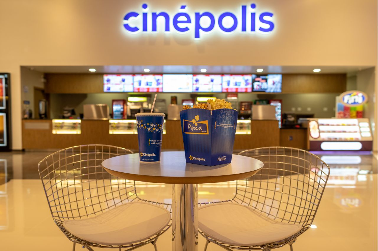 Cinema do shopping Jockey Plaza abre para o público na sexta