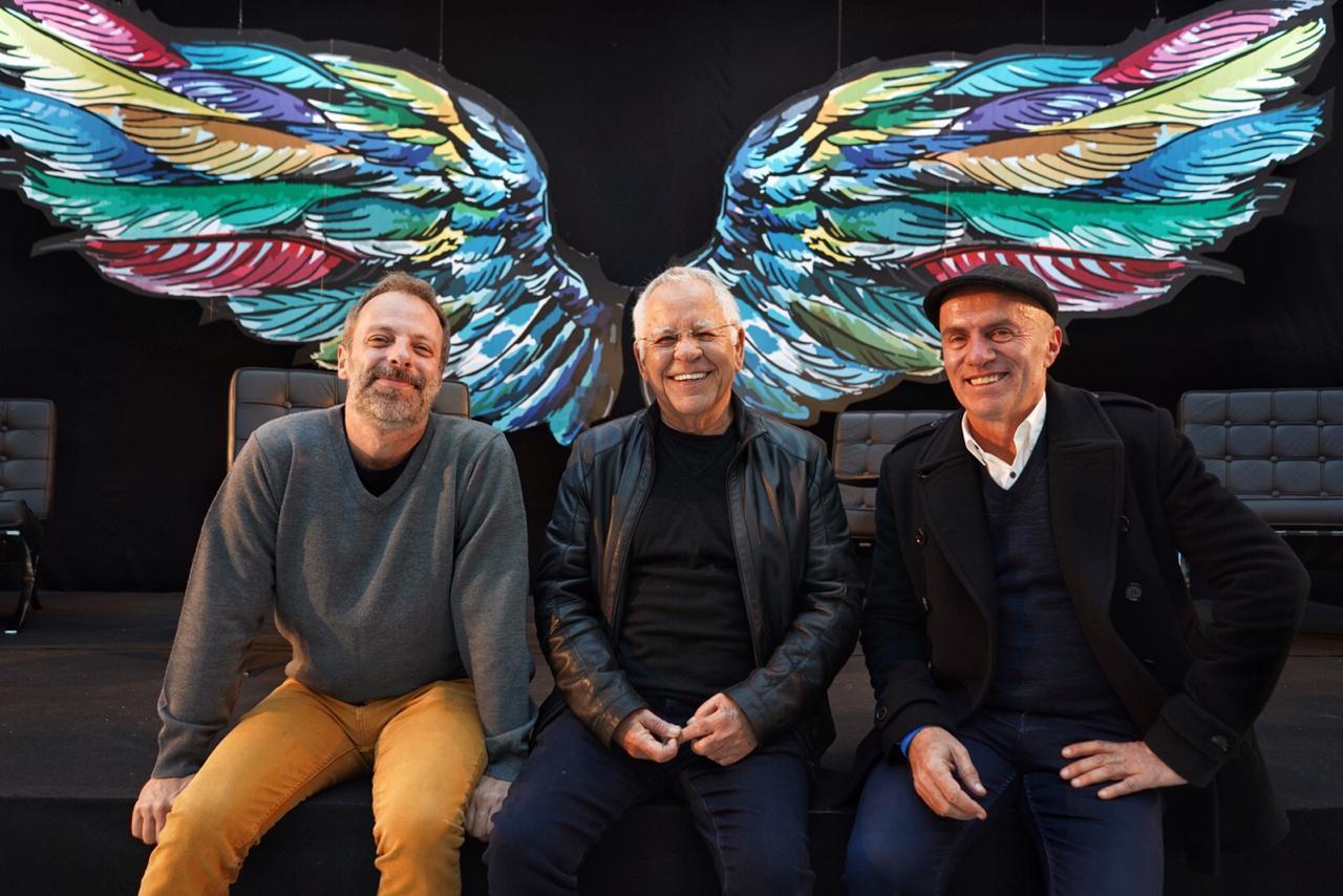 O melhor de Nelson Motta, Guilherme Kastrup e Gringo Cardia no Conversarte