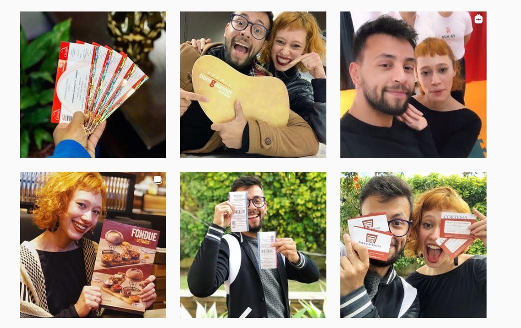 Conheça o melhor Instagram de descontos, sorteios e programação de Curitiba
