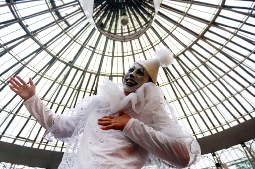 Picadeiro invade Ópera de Arame no mês de setembro