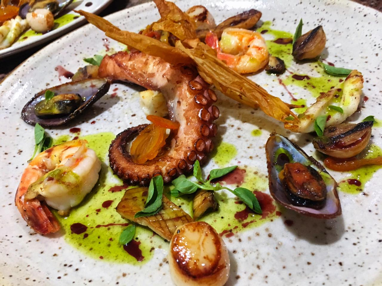 Menu confiança: restaurante escolhe os pratos que você vai comer