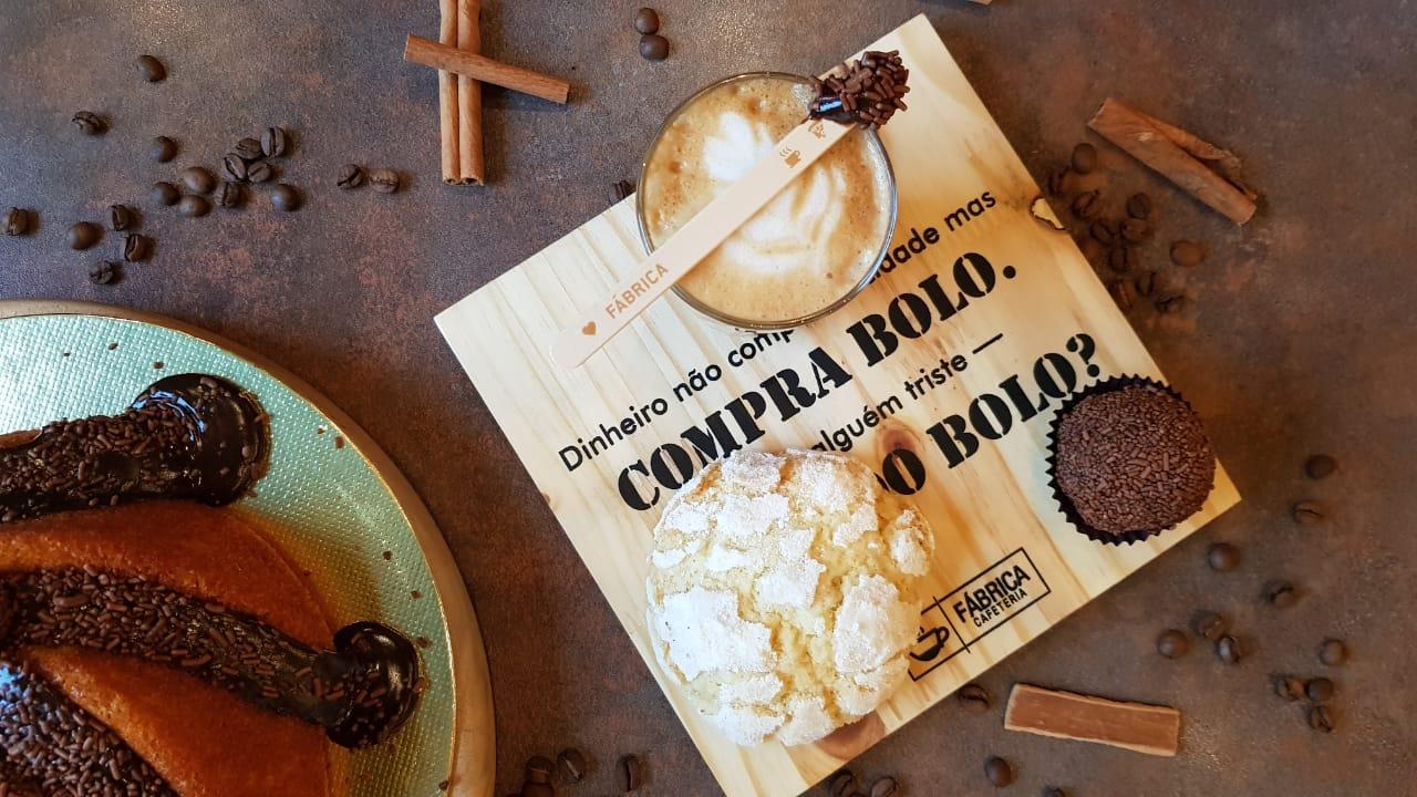 """Fábrica abre nova cafeteria com café """"pague o quanto vale"""""""