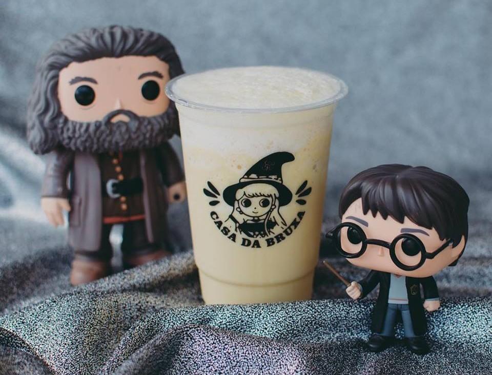 Você pode tomar a cerveja amanteigada do Harry Potter em Curitiba