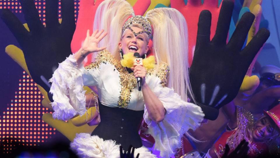 Veja o Xuxa Xou em Curitiba com 60% de desconto