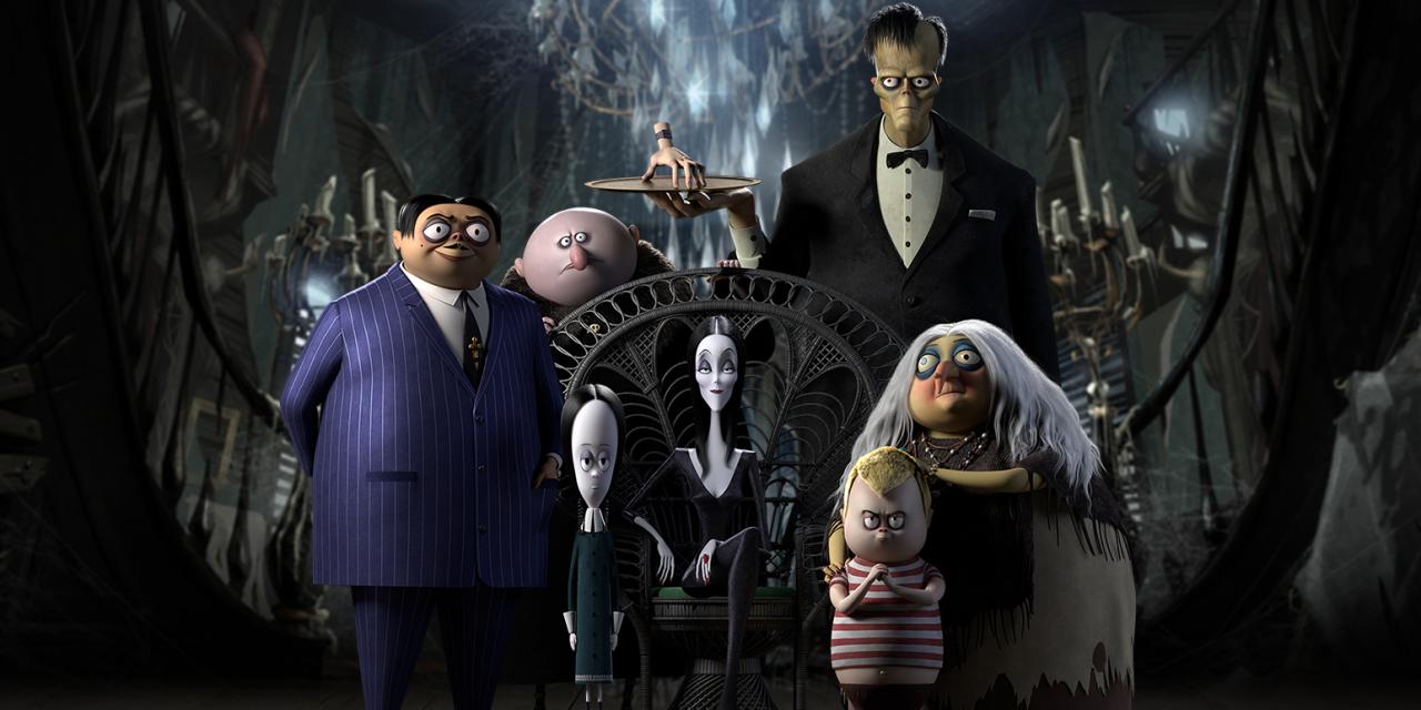 Familia Addams e Exterminador do Futuro são destaques do cinema
