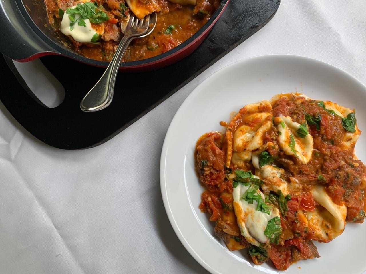 Qual é o prato mais vendido da Lellis Trattoria?
