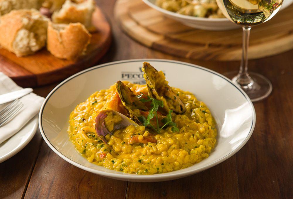 """Pecorino: novo restaurante serve comida da """"nonna"""" com desconto do Clube"""