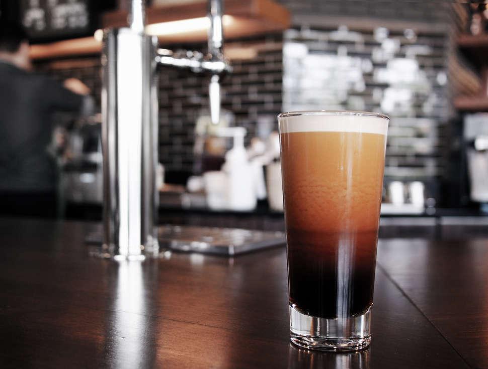 Café com nitrogênio? Conheça o Nitro Coffee da Santo Grão
