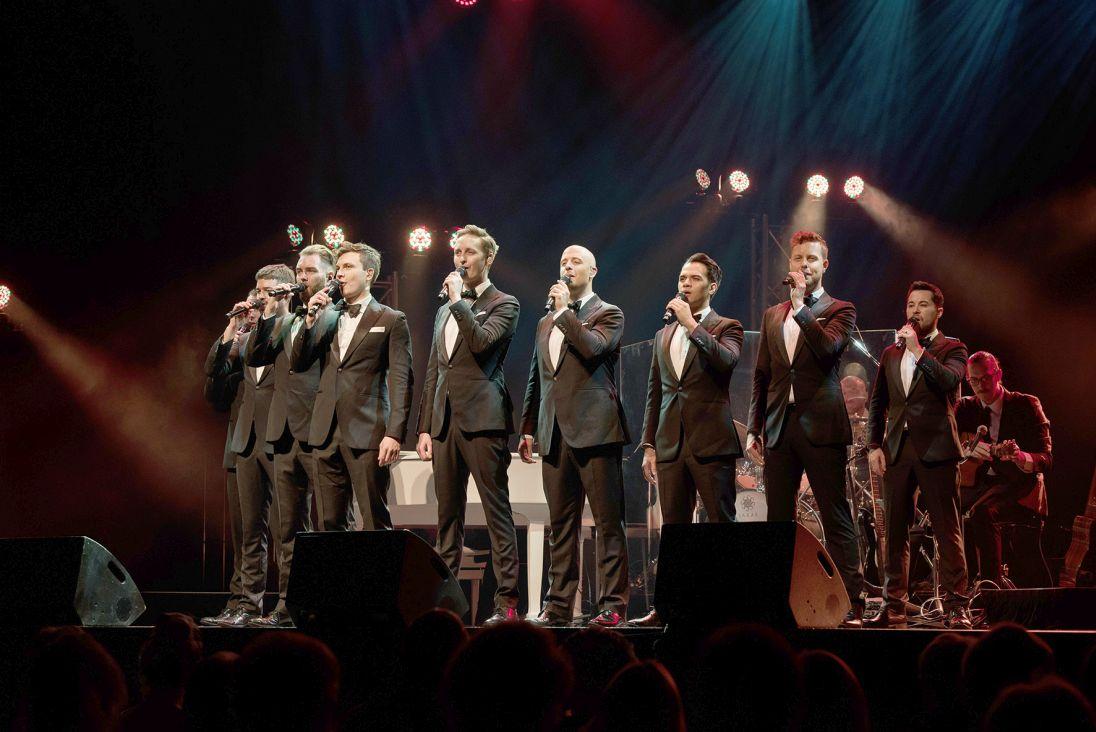 Ten Tenors traz show com clássicos românticos em primeira turnê brasileira