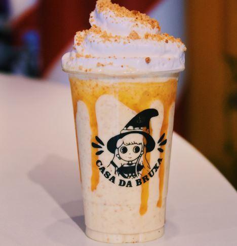 Milkshake de Dadinho? Experimente na Casa da Bruxa com desconto!