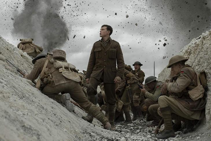 Vencedor do Oscar 2020 de Melhor Fotografia, 1917 decepciona na história
