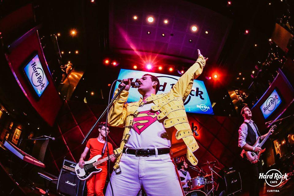 Hard Rock Cafe tem Carnarock com cinco dias de shows