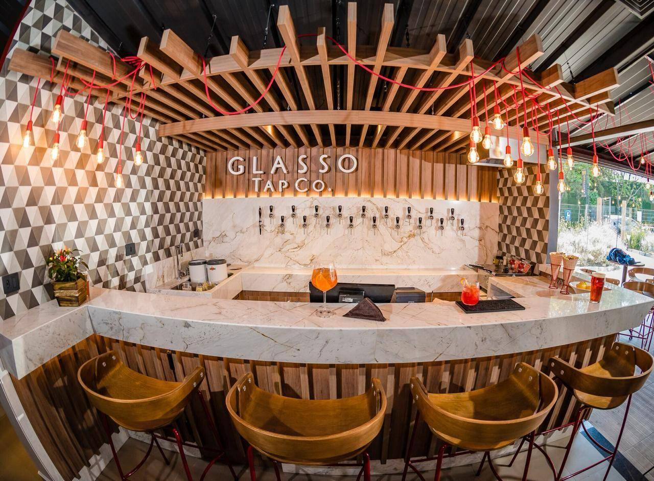 Glasso lança nova carta de drinks assinada por Fernando Lisboa