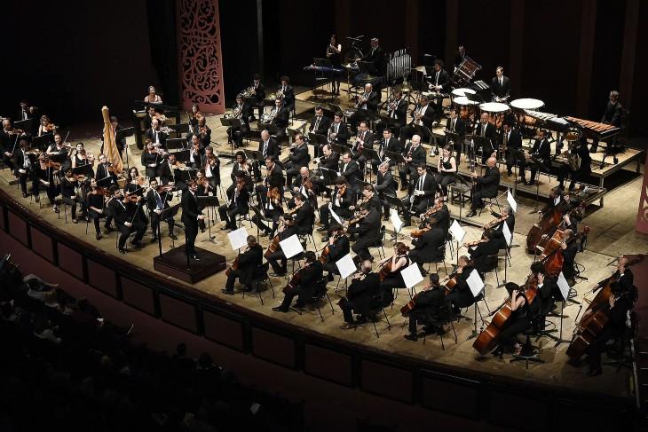 """Orquestra Sinfônica do Paraná apresenta """"Assim Falou Kubrick"""" no Teatro Guaíra"""