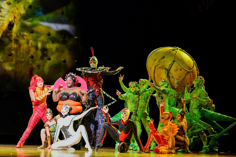 Cirque du Soleil exibe especial durante a quarentena