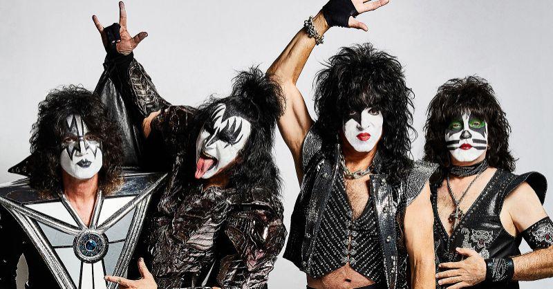 Show do Kiss é remarcado após pandemia de coronavírus; veja a nova data