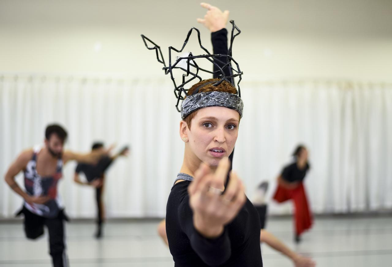 Guaíraflix: Teatro Guaíra apresenta balés famosos na internet