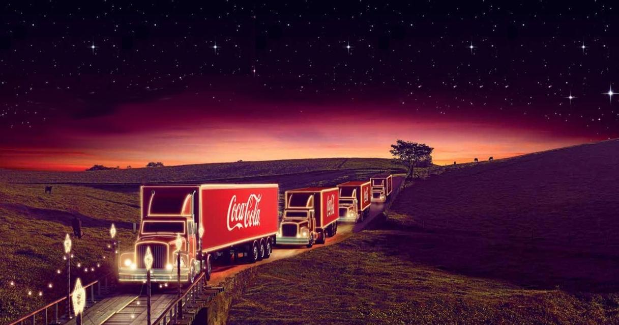 Caravana da Coca-Cola ganha dia extra e passa por São José dos Pinhais