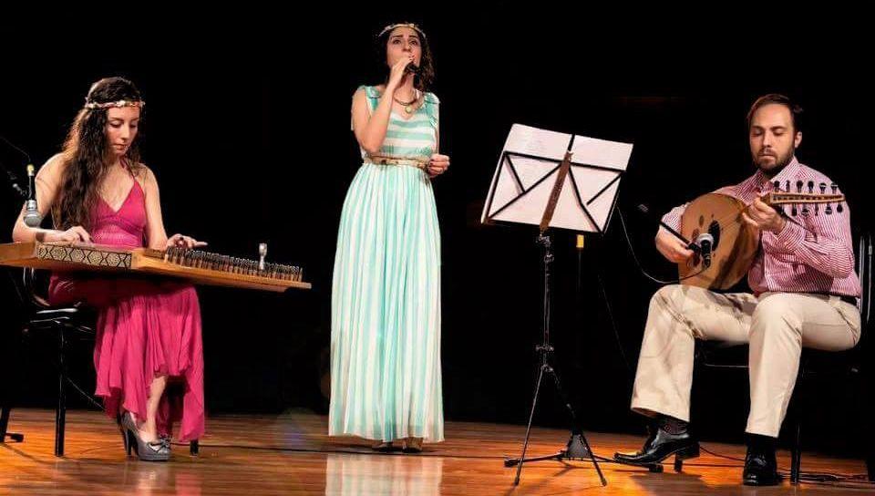 Em solidariedade a refugiados, banda síria faz show em Curitiba