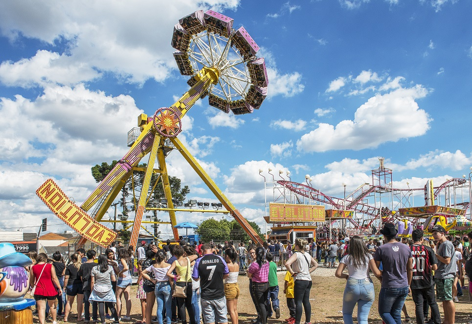 Clássico atualizado? Parque Tupã traz 22 atrações para Curitiba