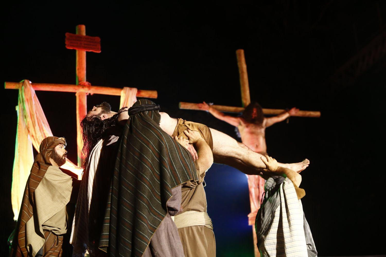 Paixão de Cristo do Grupo Lanteri deste ano não será em Curitiba
