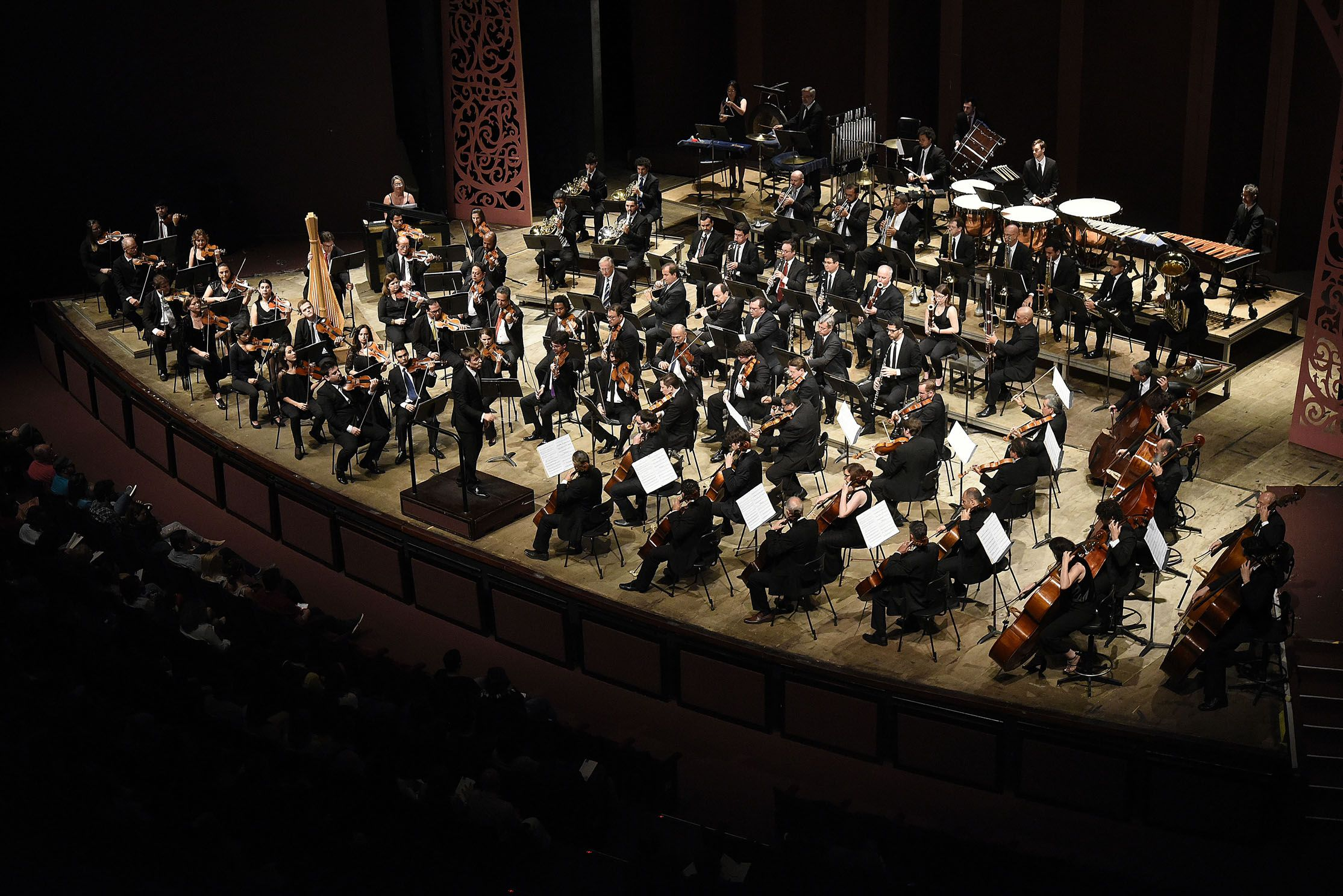 Orquestra Sinfônica do Paraná faz quase 40 apresentações em 2018; veja agenda