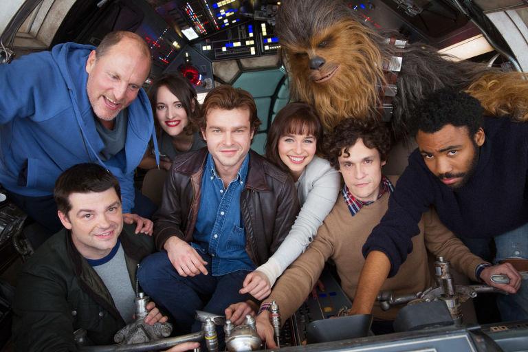 'Han Solo – uma história Star Wars' revê o passado do herói da saga