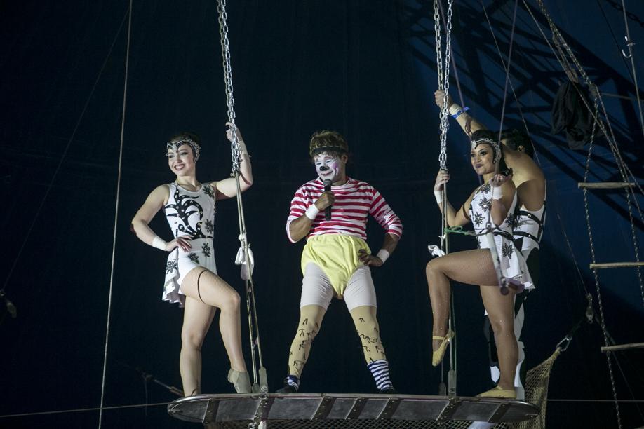 Circo Fantástico chega a Curitiba e promete apresentação clássica