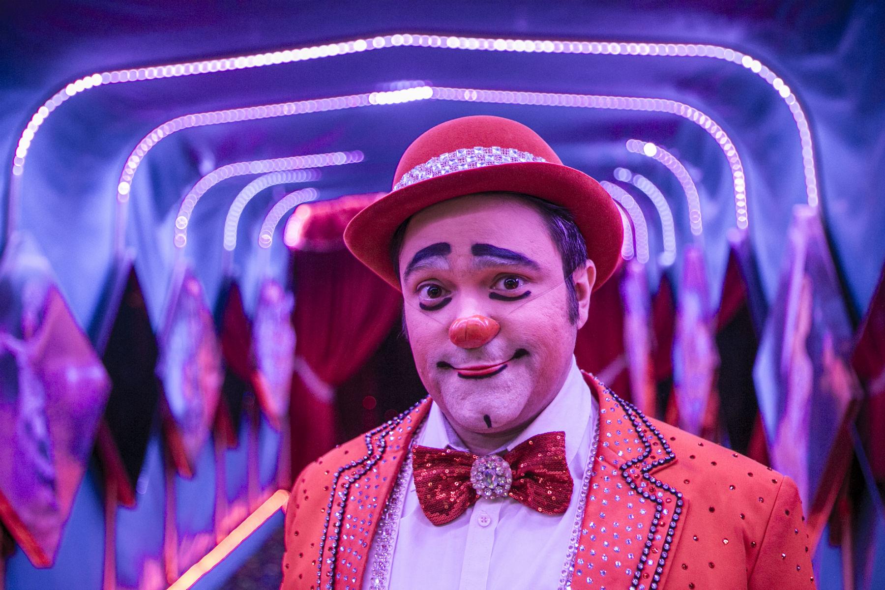 Quase-veterinário, palhaço do Tihany conta como é a vida de circo