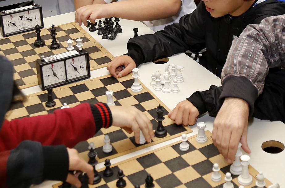 Lugares para jogar xadrez em Curitiba