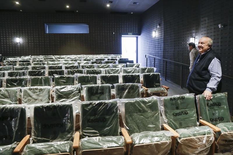 Prefeitura pretende abrir Cine Passeio em outubro