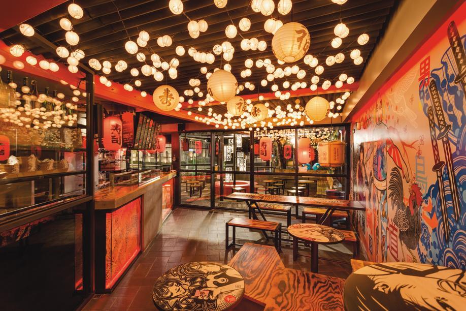 Cinco bares asiáticos imperdíveis em Curitiba